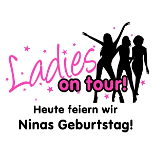 Geburtstag - Ladies on Tour