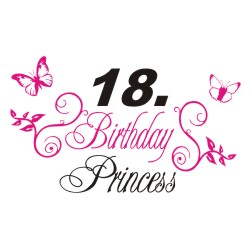 18 - Birthday Princess