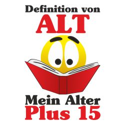 Definition von alt